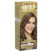 Tintura Creme 7.3 Louro Mel MaxTon - Loura + Luminosa - 50 g | Embelleze