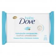 Toalhas Umedecidas Hidratação Enriquecida - 200 ml | Dove