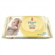 Toalhas Umedecidas Recém Nascido - 48 Unid. | Johnson's Baby