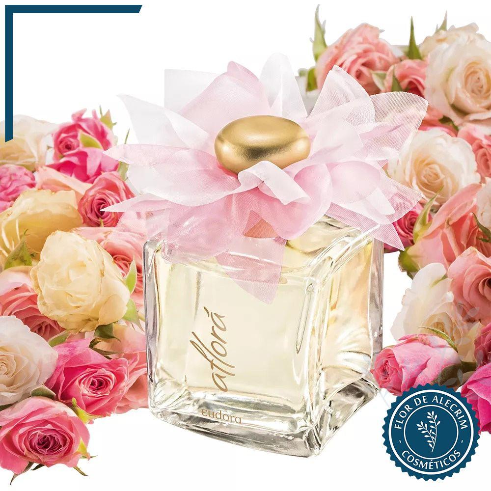 Aflorá - 95 ml   Eudora  - Flor de Alecrim - Cosméticos