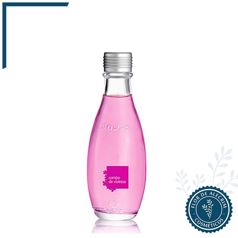 Águas Campo de Violetas - 150 ml | Natura  - Flor de Alecrim - Cosméticos