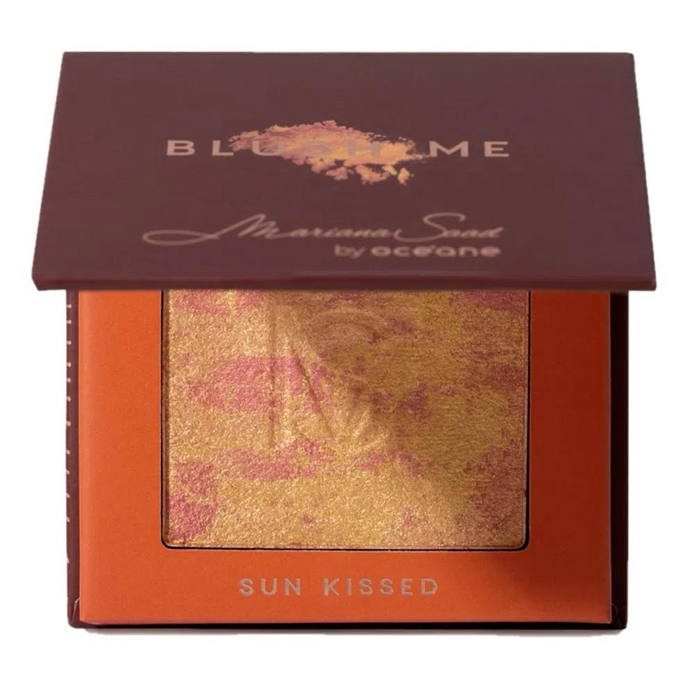 Blush Me Mariana Saad Sun Kissed 6,5 g  - Flor de Alecrim - Cosméticos