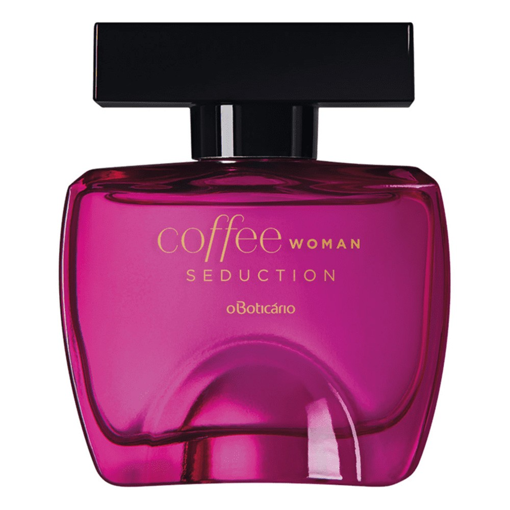 Coffee Woman Seduction Desodorante Colônia 100 Ml  - Flor de Alecrim - Cosméticos