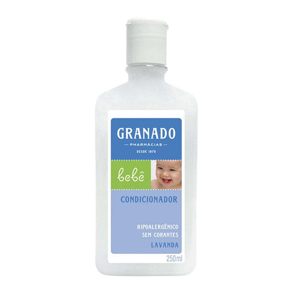 Condicionador Bebê Granado Lavanda 250 Ml  - Flor de Alecrim - Cosméticos
