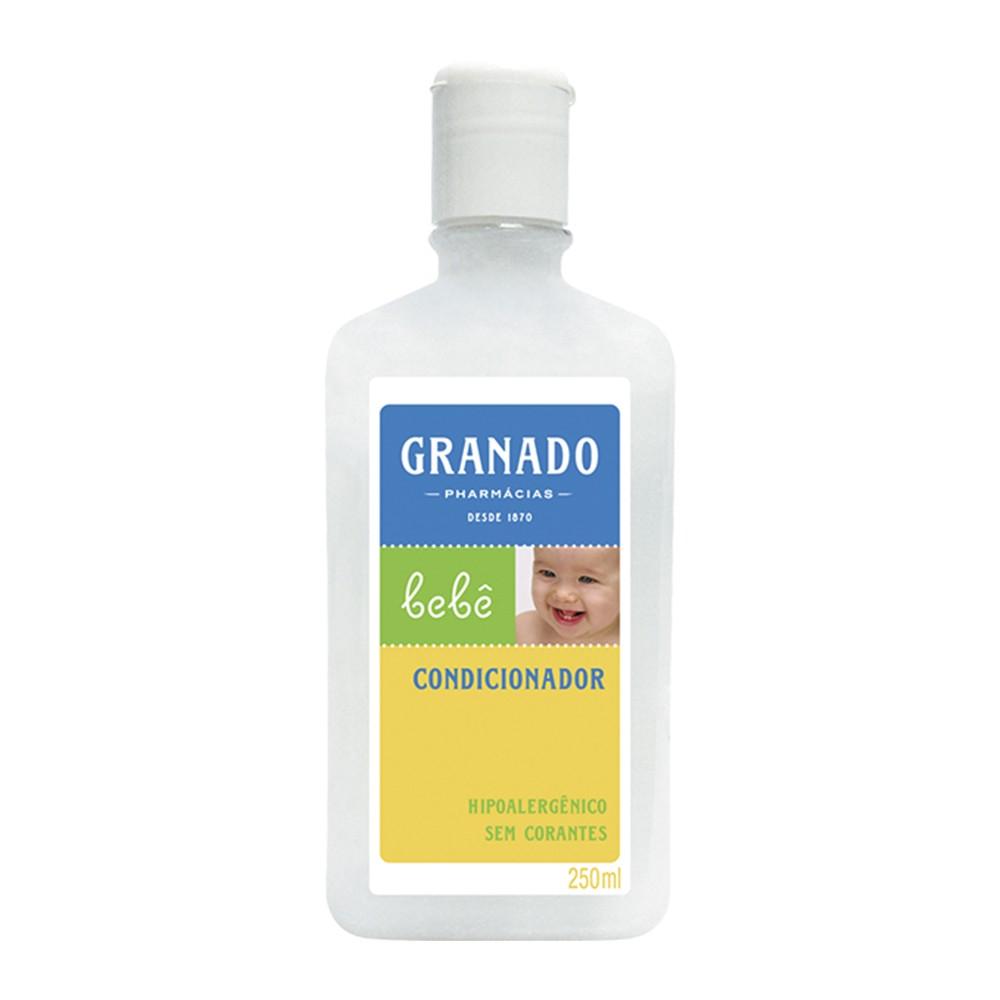 Condicionador Bebê Tradicional - 250 Ml | Granado  - Flor de Alecrim - Cosméticos