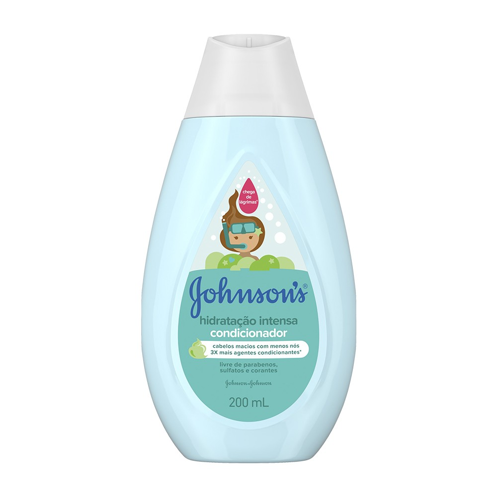Condicionador Hidratação Intensa - 200 Ml |  Johnson