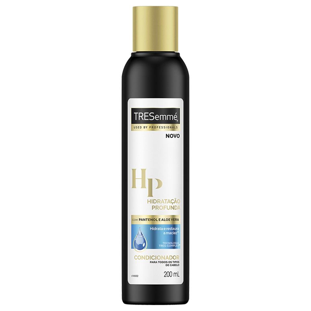 Condicionador Tresemmé Hidratação Profunda 200 Ml  - Flor de Alecrim - Cosméticos