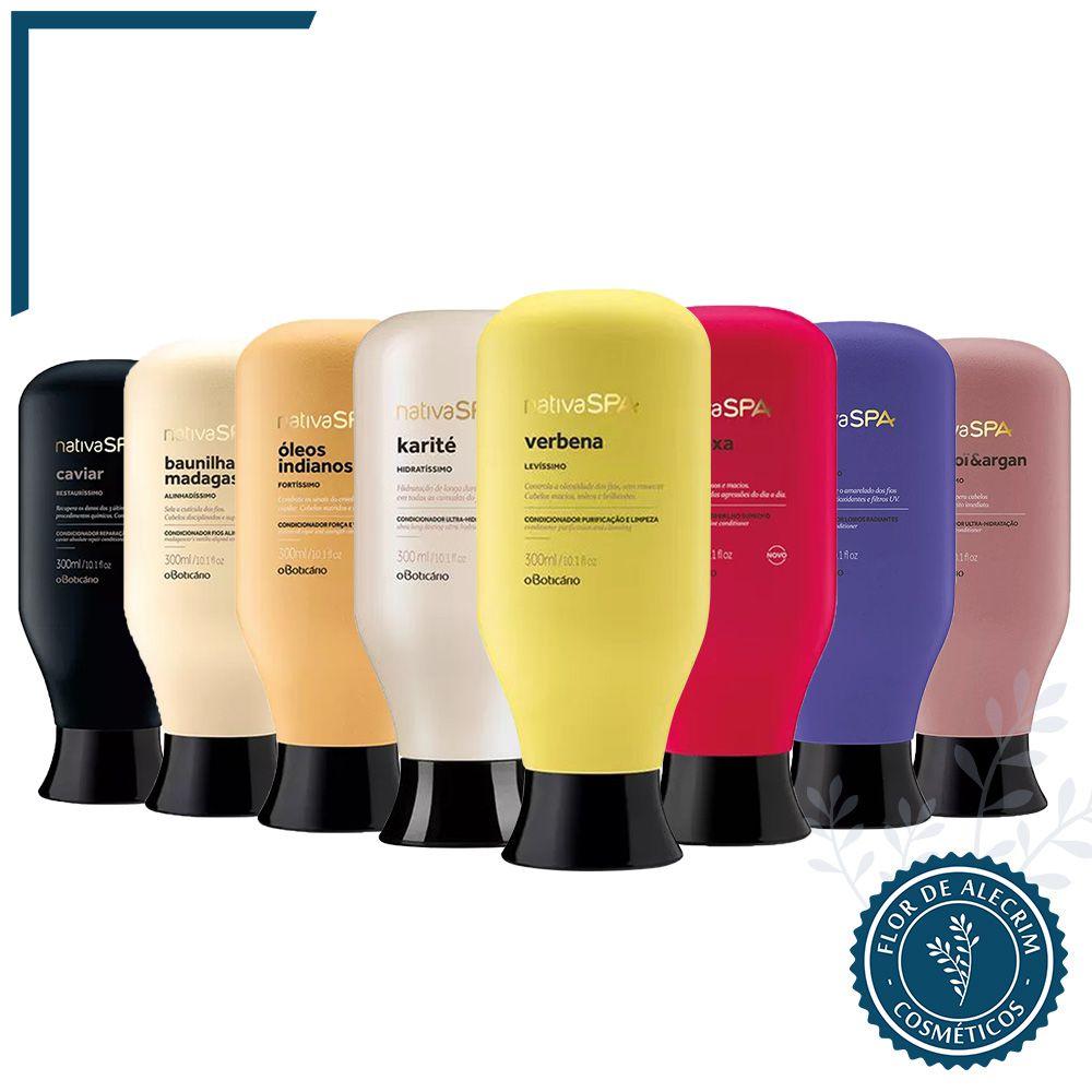 Condicionador | Nativa SPA - 300 ml  - Flor de Alecrim - Cosméticos