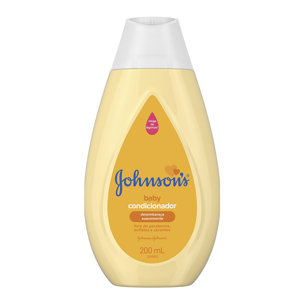 Condicionador Regular - 200 Ml |  Johnson