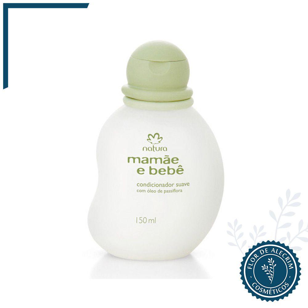 Condicionador Suave | Mamãe e Bebê - 150 ml  - Flor de Alecrim - Cosméticos