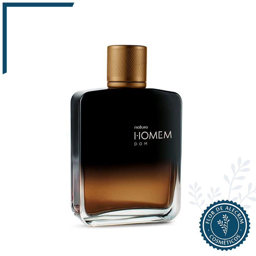 Natura Homem DOM - 100 ml | Natura  - Flor de Alecrim - Cosméticos