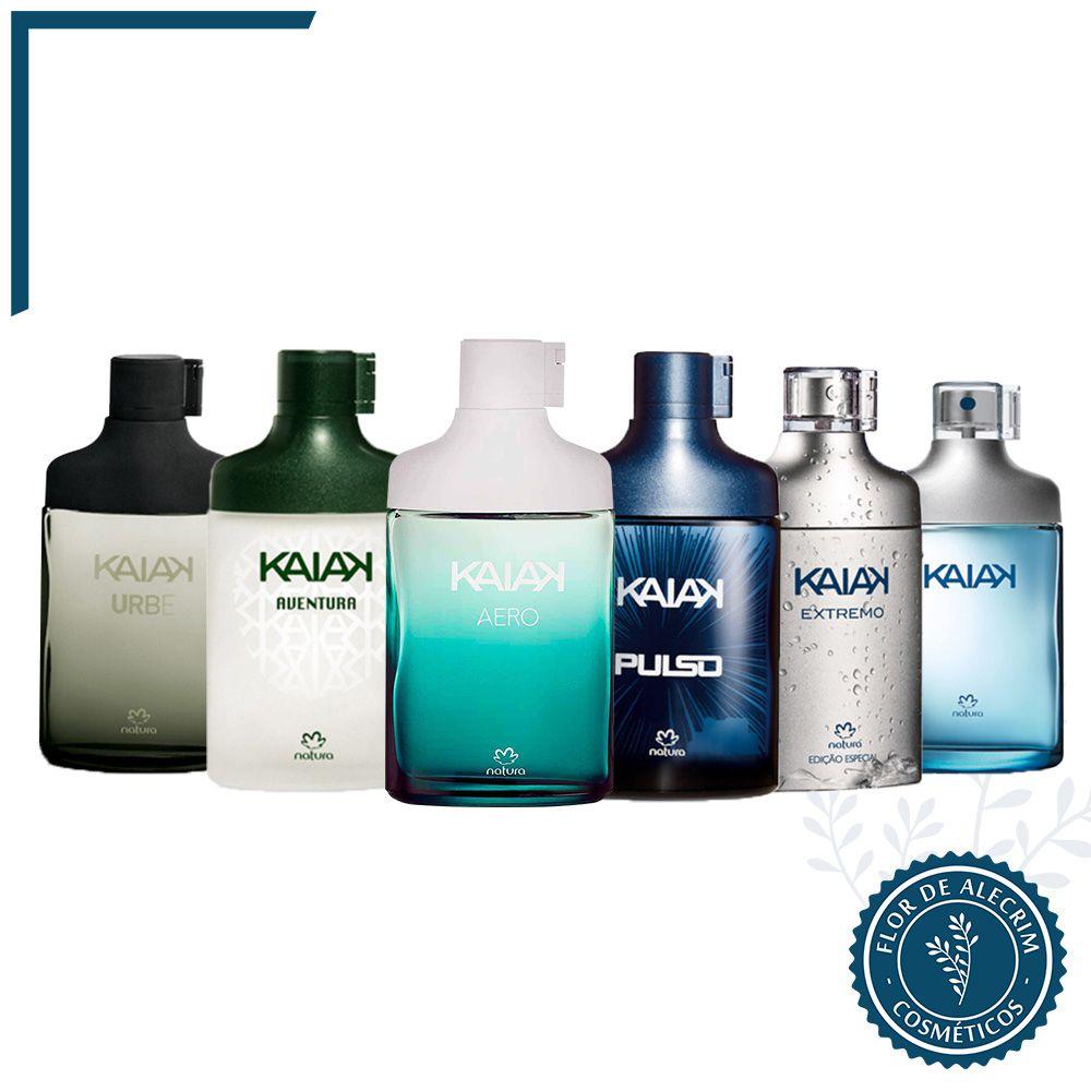 Deo Colônia | Kaiak - 100 ml  - Flor de Alecrim - Cosméticos