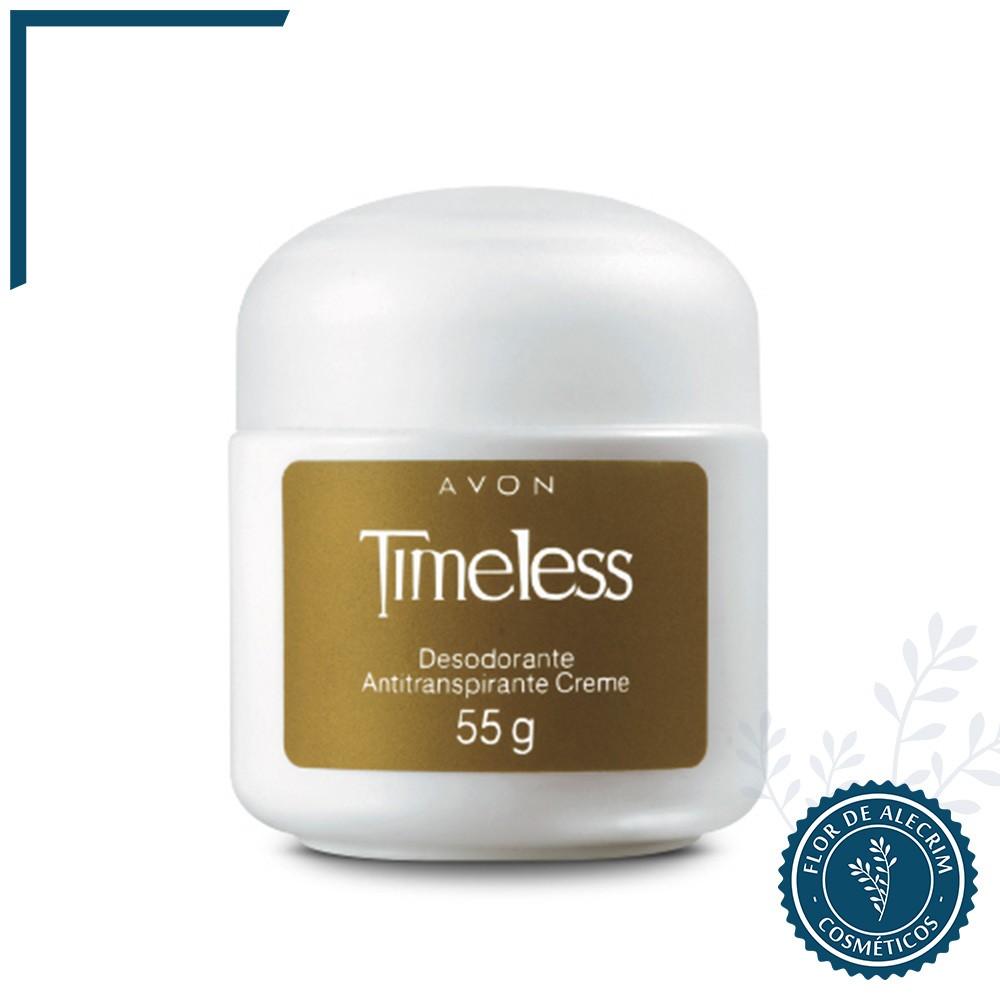 Des. Creme | Timeless - 55 ml  - Flor de Alecrim - Cosméticos