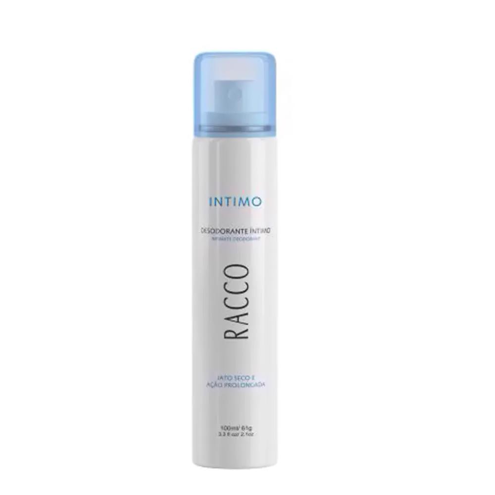 Desodorante Spray Intimo Jato Seco Racco 100 Ml  - Flor de Alecrim - Cosméticos