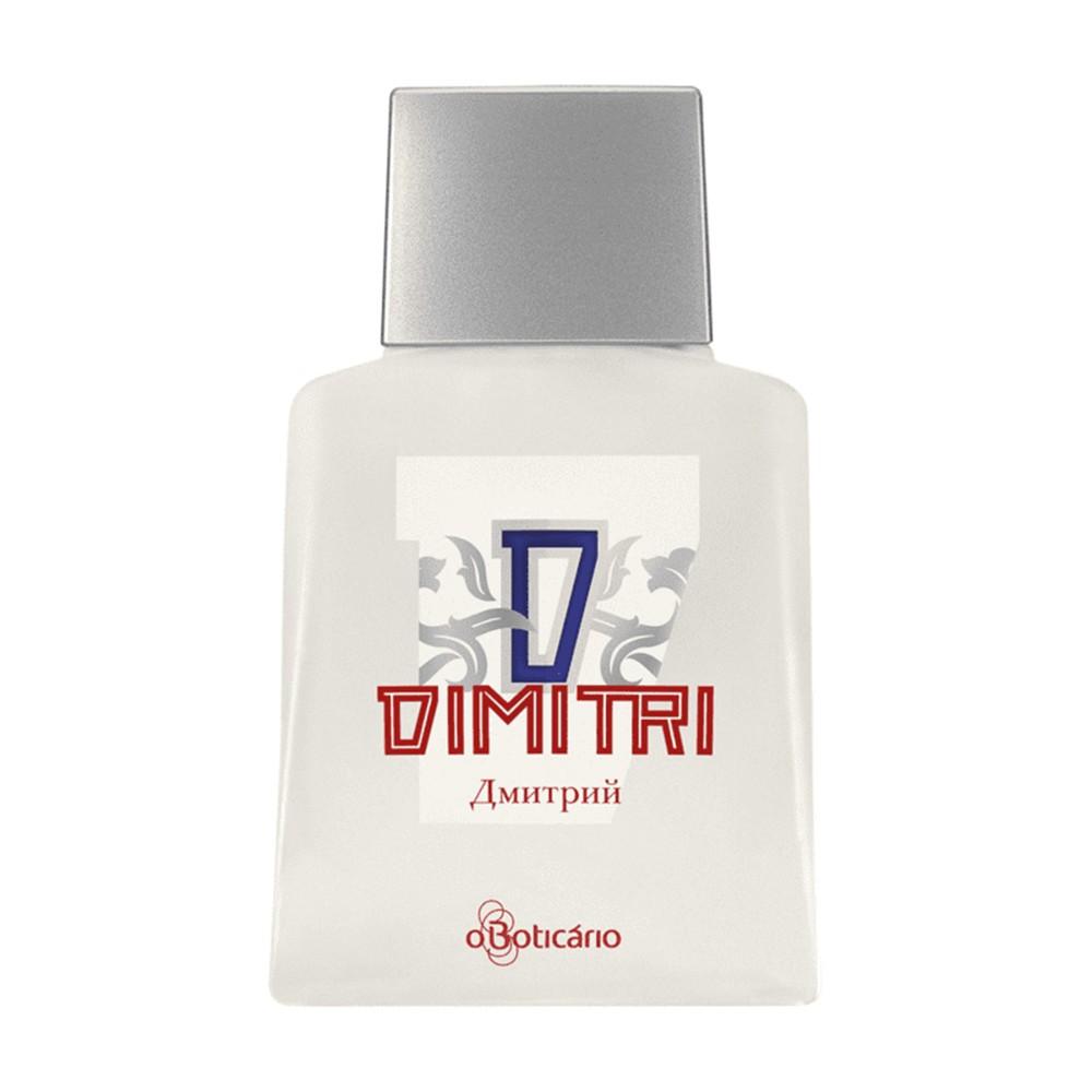 Dimitri Desodorante Colônia 100 Ml  - Flor de Alecrim - Cosméticos