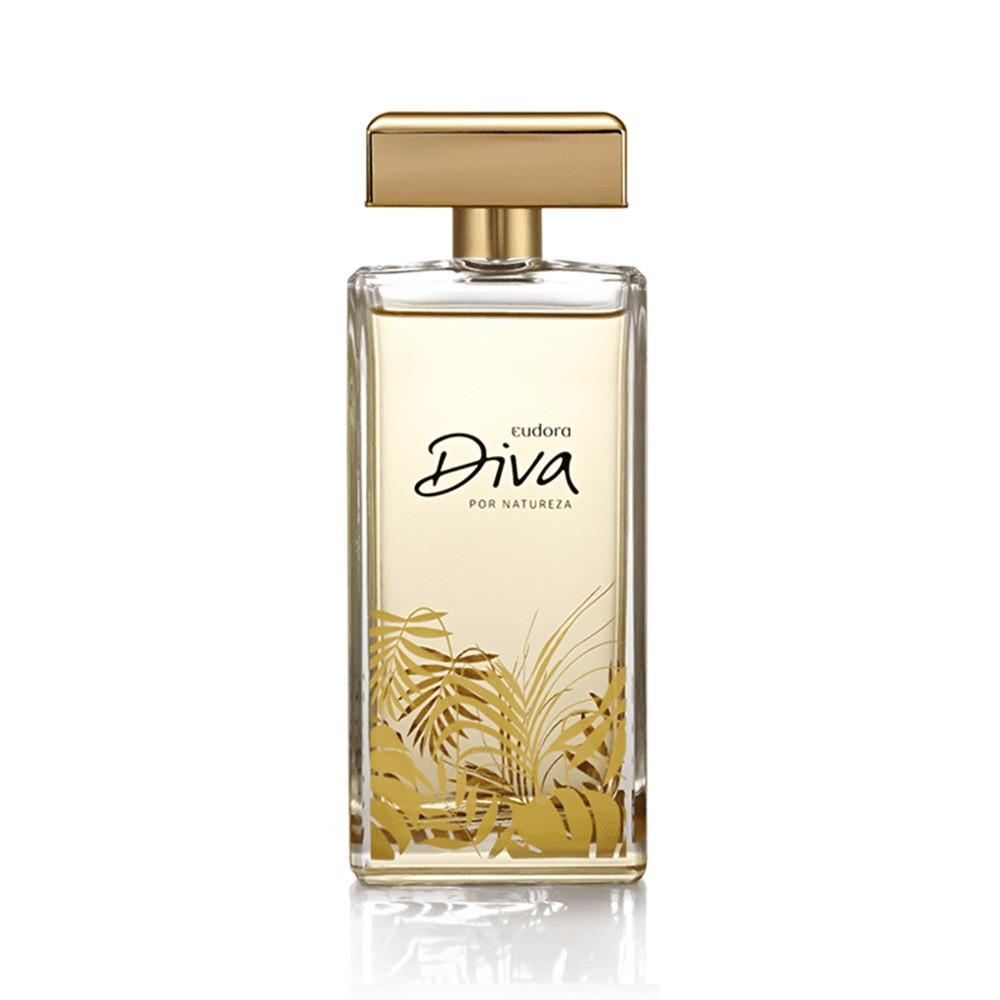 Diva Por Natureza Desodorante Colônia 100 Ml  - Flor de Alecrim - Cosméticos