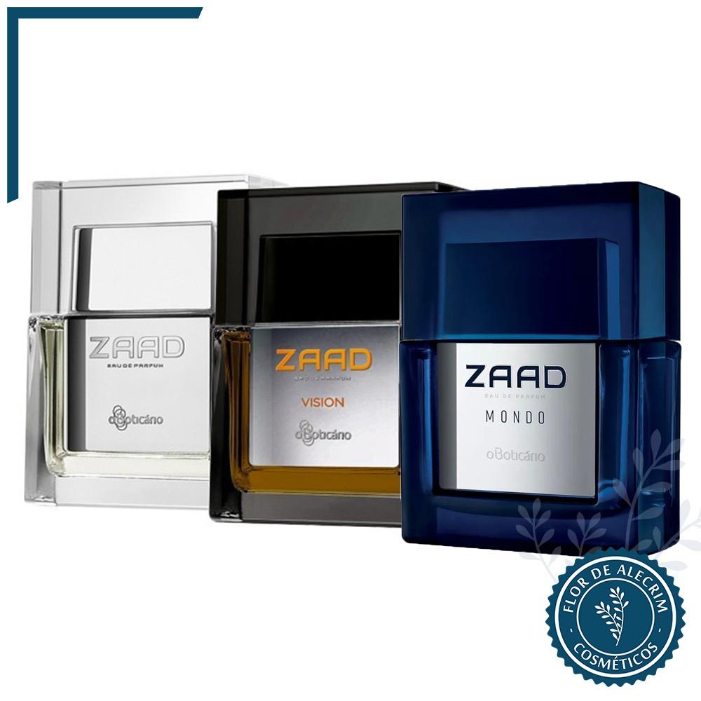 Eau de Parfum | Zaad - 95 ml  - Flor de Alecrim - Cosméticos