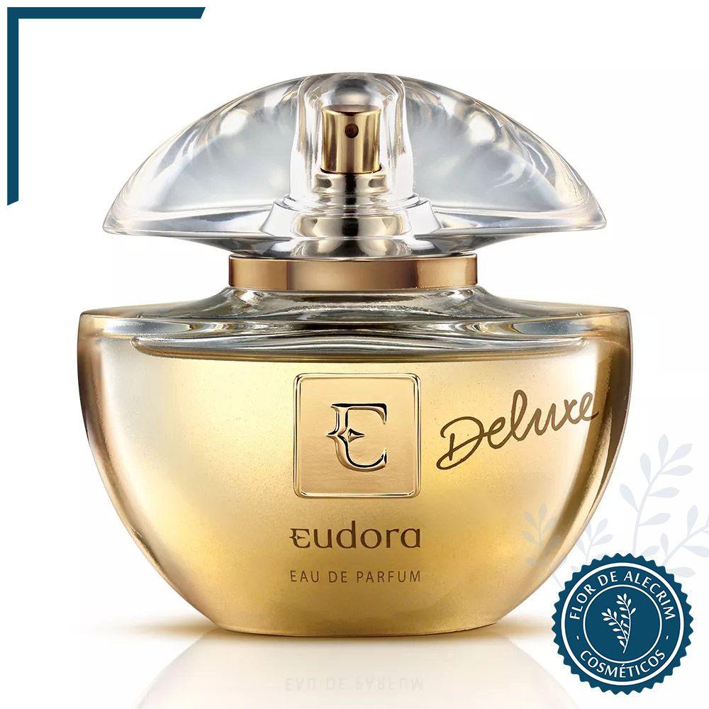Eudora Deluxe - 75 ml | Eudora  - Flor de Alecrim - Cosméticos