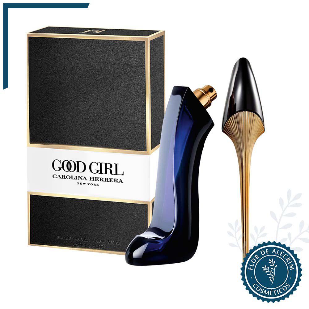 Good Girl - 30 ml   Carolina Herrera  - Flor de Alecrim - Cosméticos