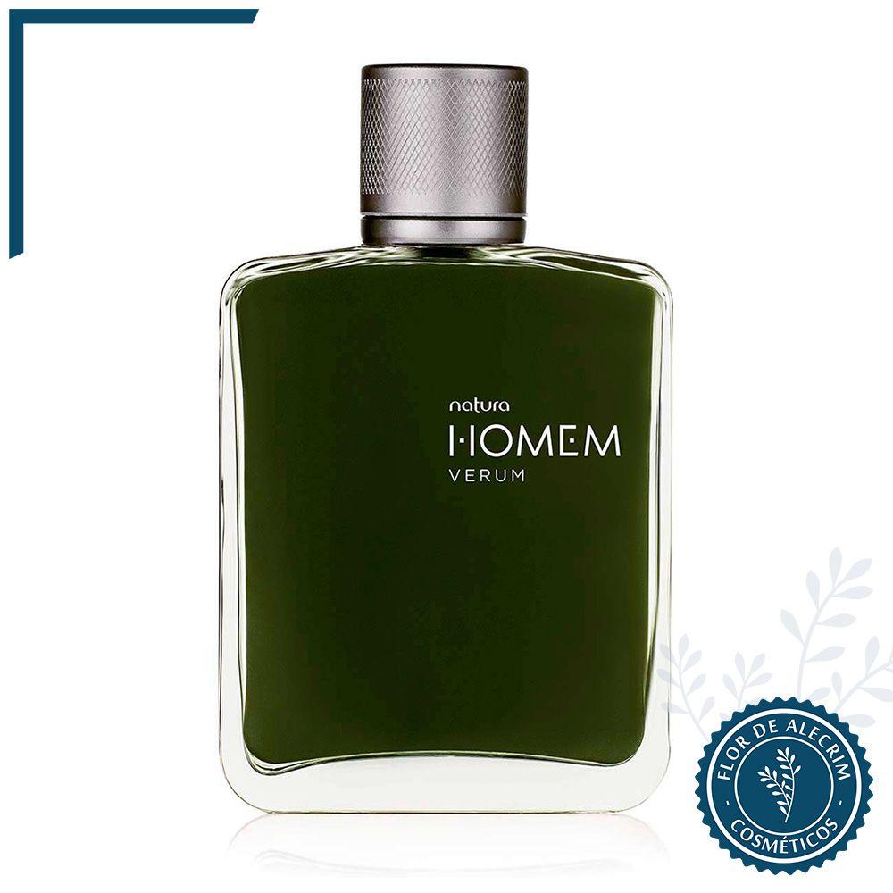 Eau de Parfum | Homem Verum - 100 ml  - Flor de Alecrim - Cosméticos