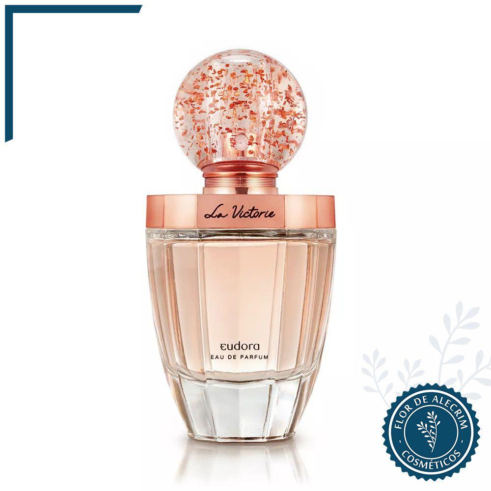 La Victorie - 75 ml | Eudora  - Flor de Alecrim - Cosméticos