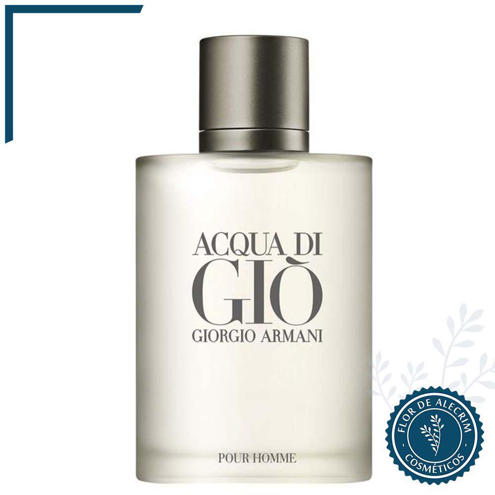 Acqua Di Giò Pour Homme - 100 ml | Giorgio Armani  - Flor de Alecrim - Cosméticos