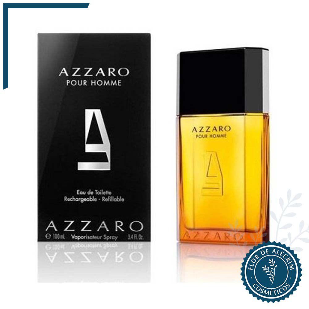 Azzaro Pour Homme - 200 ml | Azzaro  - Flor de Alecrim - Cosméticos