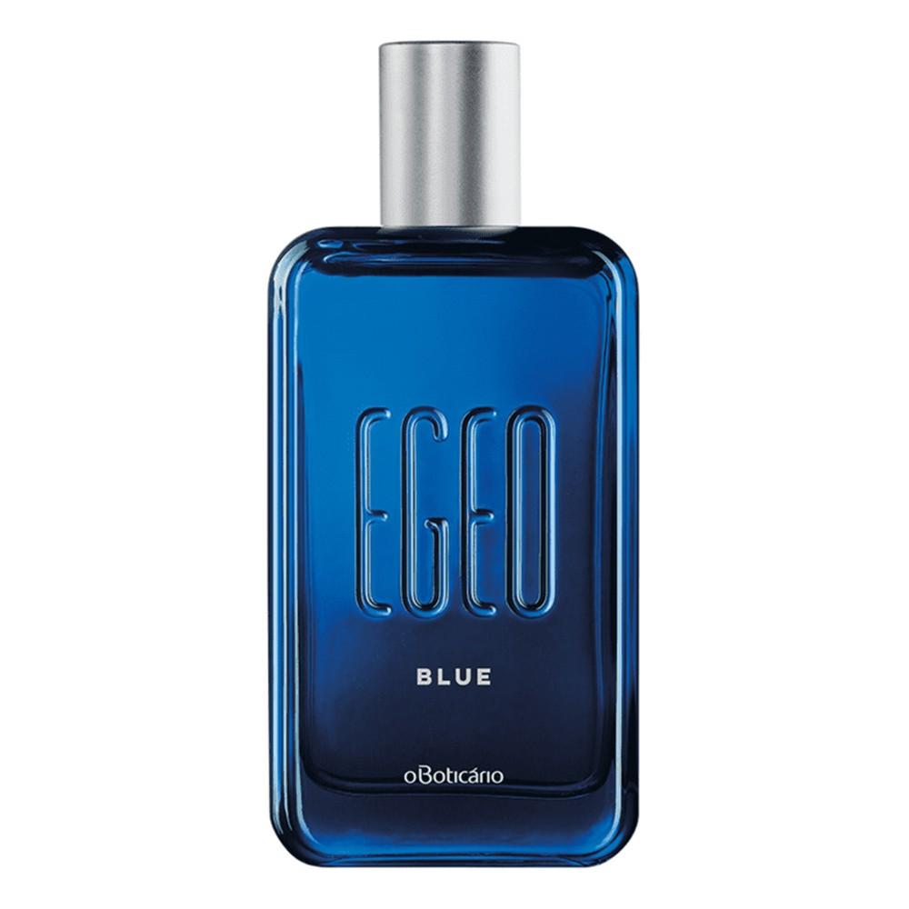 Egeo Blue Desodorante Colônia 90 Ml  - Flor de Alecrim - Cosméticos