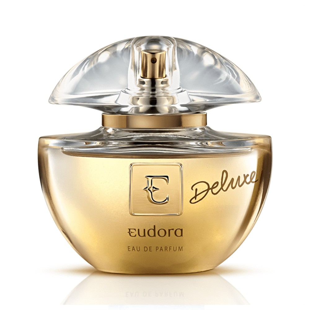 Deluxe Eau de Parfum 75 Ml  - Flor de Alecrim - Cosméticos