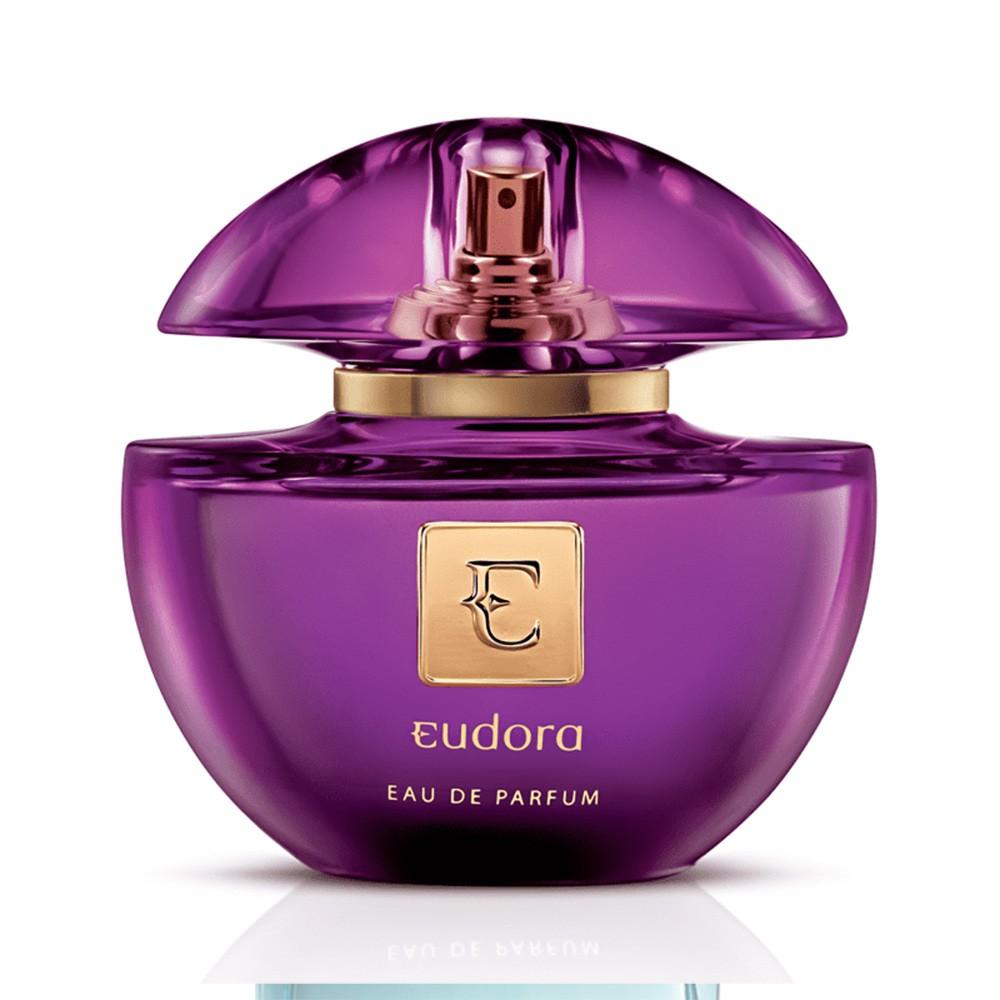 Eudora Eau de Parfum 75 Ml  - Flor de Alecrim - Cosméticos