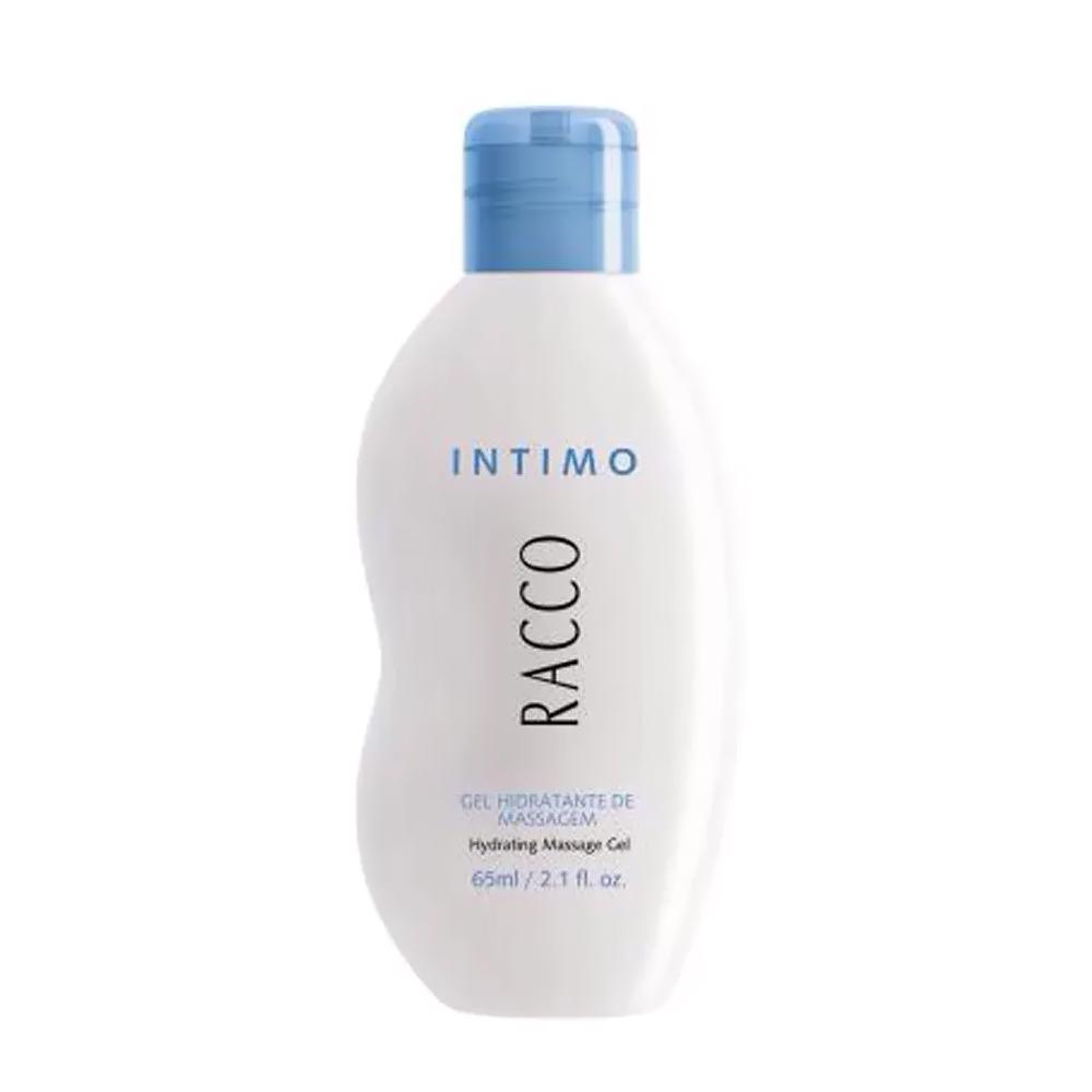 Gel Hidratante de Massagem Intimo Racco 65 Ml  - Flor de Alecrim - Cosméticos