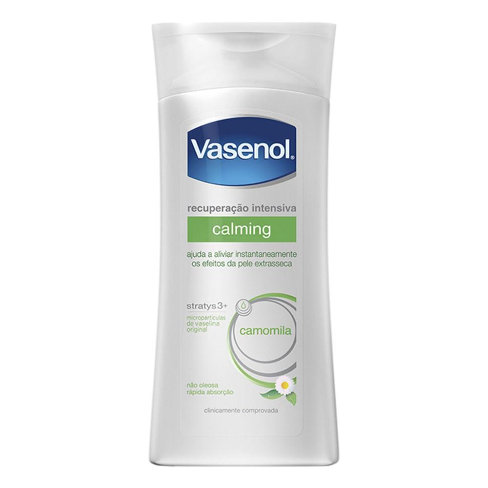 Hidratante Vasenol Calming Camomila 200 Ml  - Flor de Alecrim - Cosméticos