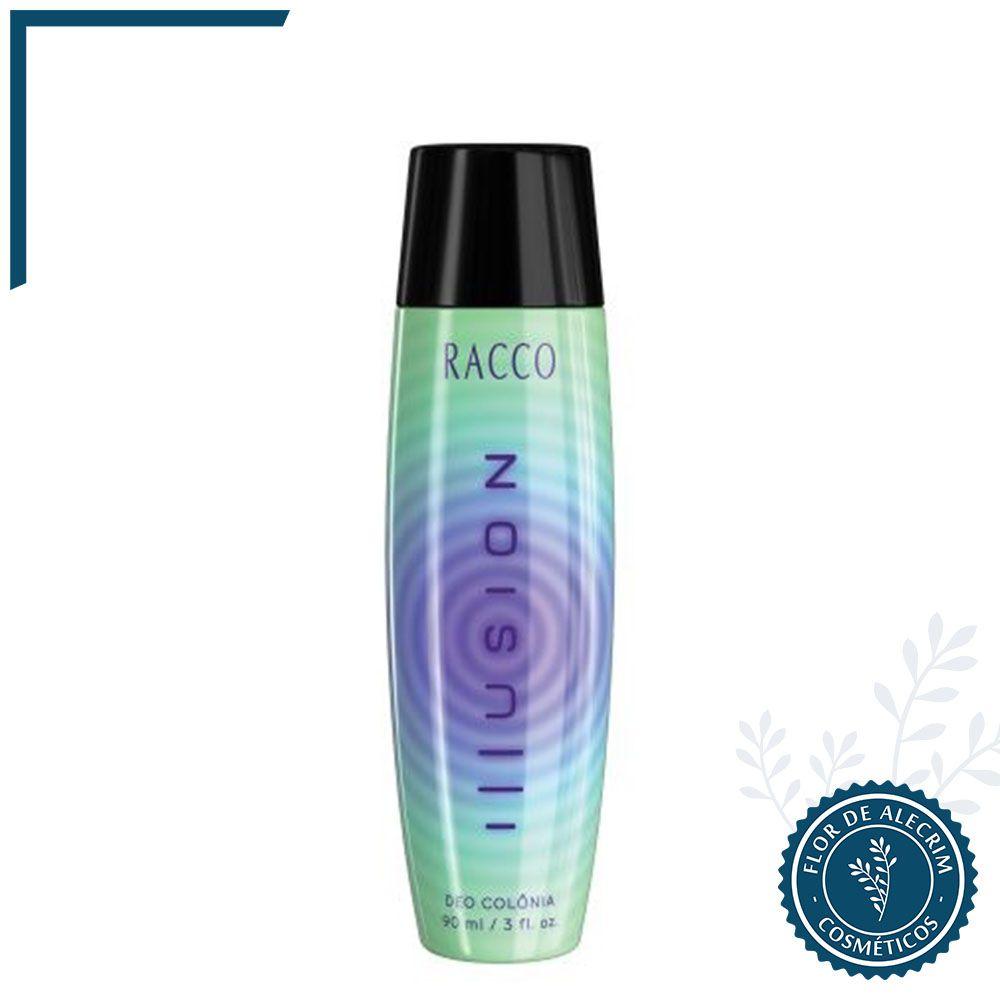 Illusion - 90 ml | Racco  - Flor de Alecrim - Cosméticos