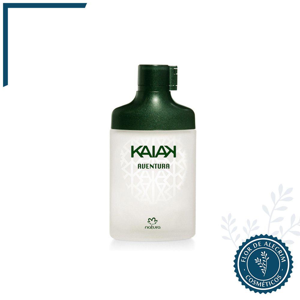 Kaiak Aventura Masculino - 100 ml | Natura  - Flor de Alecrim - Cosméticos