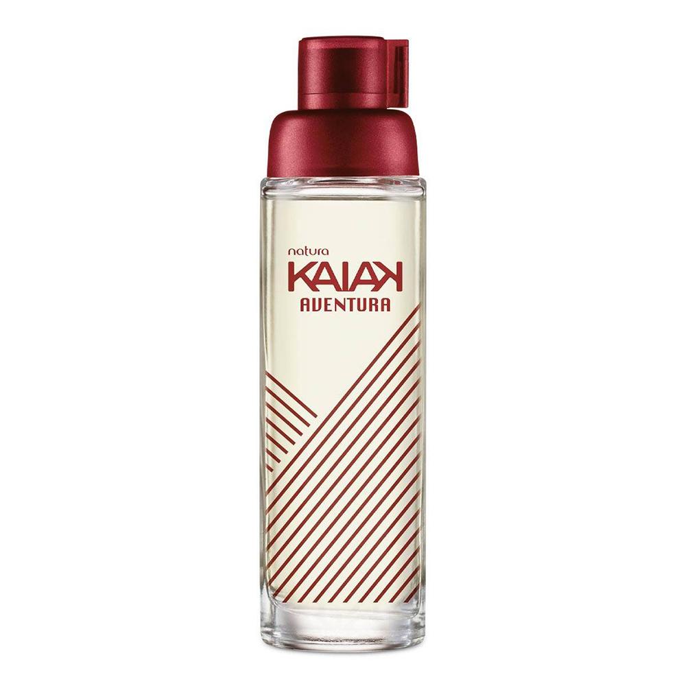 Kaiak Aventura Desodorante Colônia Feminino 100 Ml  - Flor de Alecrim - Cosméticos