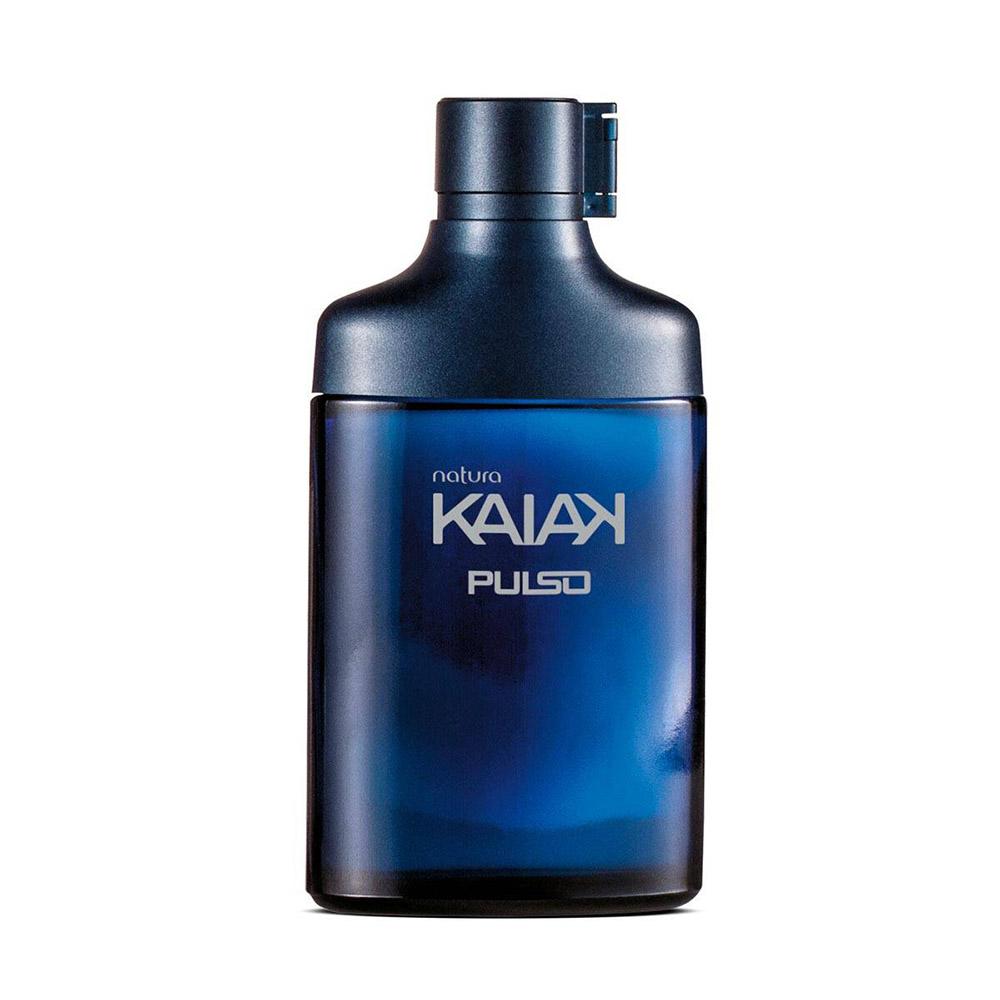 Kaiak Pulso Desodorante Colônia 100 Ml  - Flor de Alecrim - Cosméticos