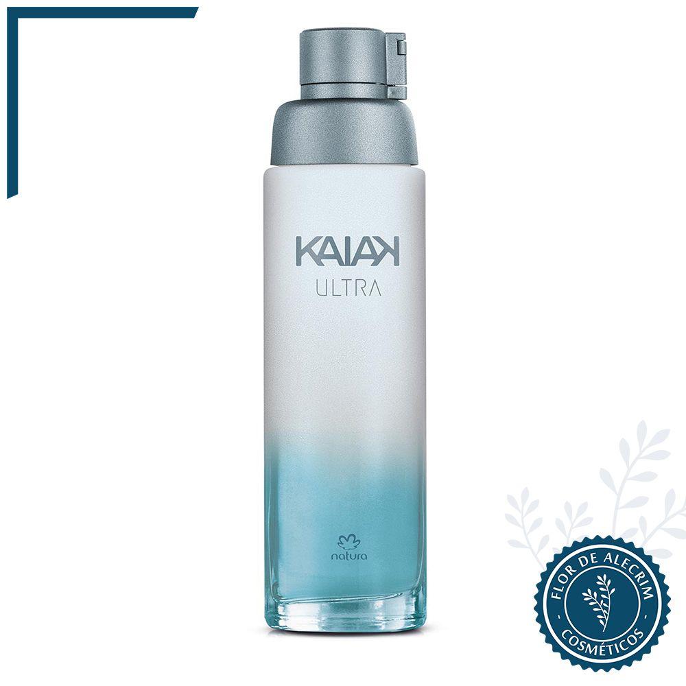 Kaiak Ultra Feminino - 100 ml | Natura  - Flor de Alecrim - Cosméticos