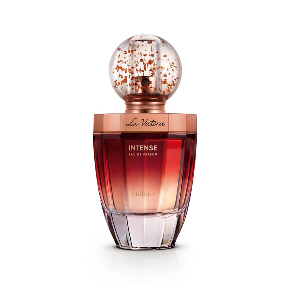 La Victorie Intense Eau de Parfum 75 Ml  - Flor de Alecrim - Cosméticos