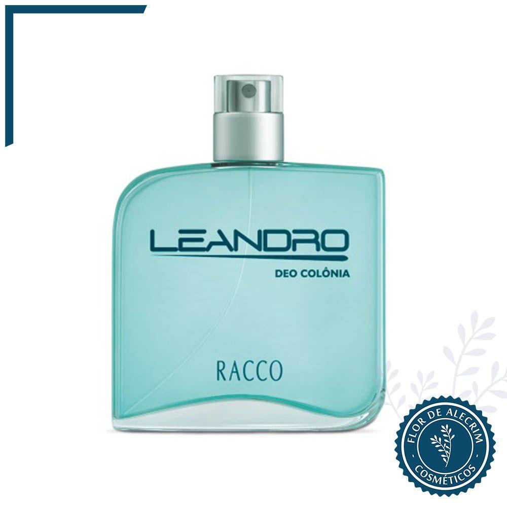 Leandro - 100 ml   Racco  - Flor de Alecrim - Cosméticos