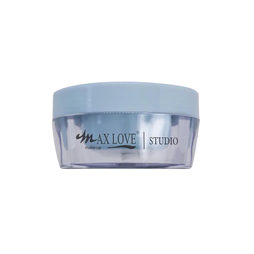 Máscara Facial Nutritiva Noturna Max Love 30 g  - Flor de Alecrim - Cosméticos