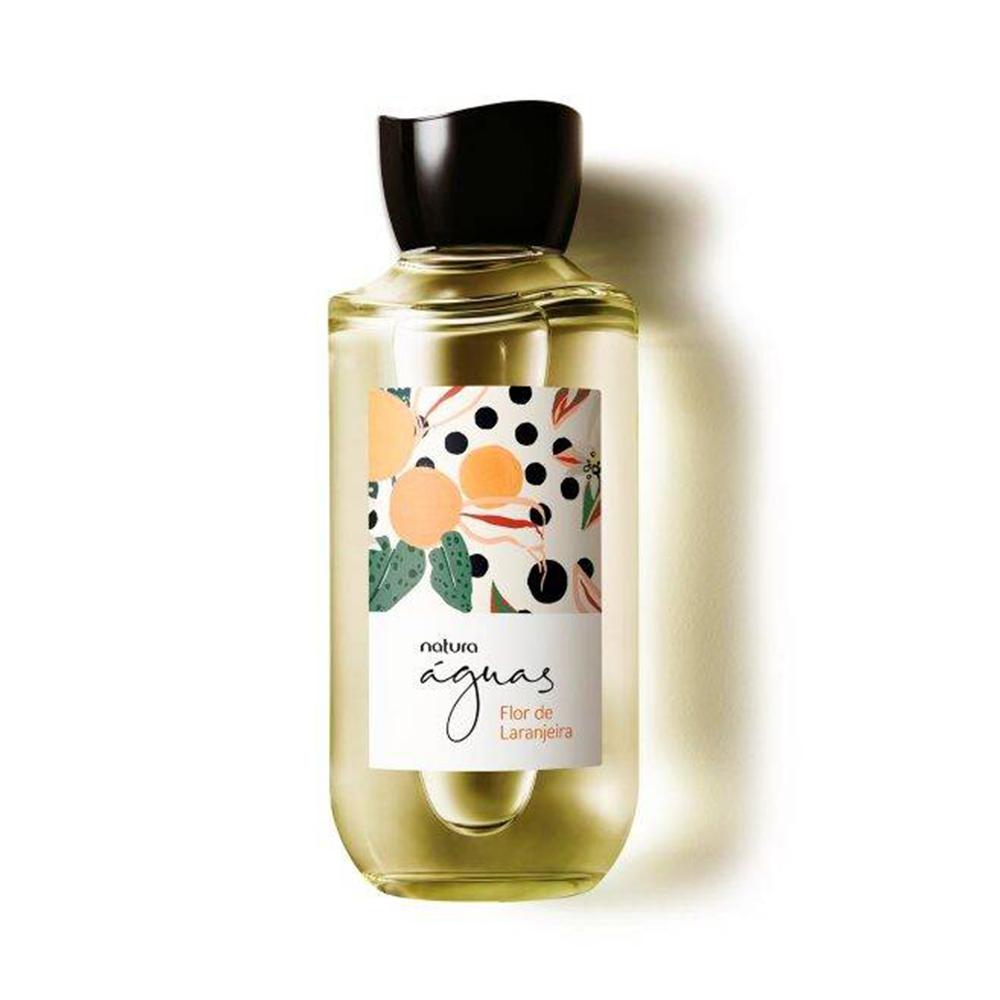 Natura Águas Desodorante Colônia Flor de Laranjeira 170 Ml  - Flor de Alecrim - Cosméticos