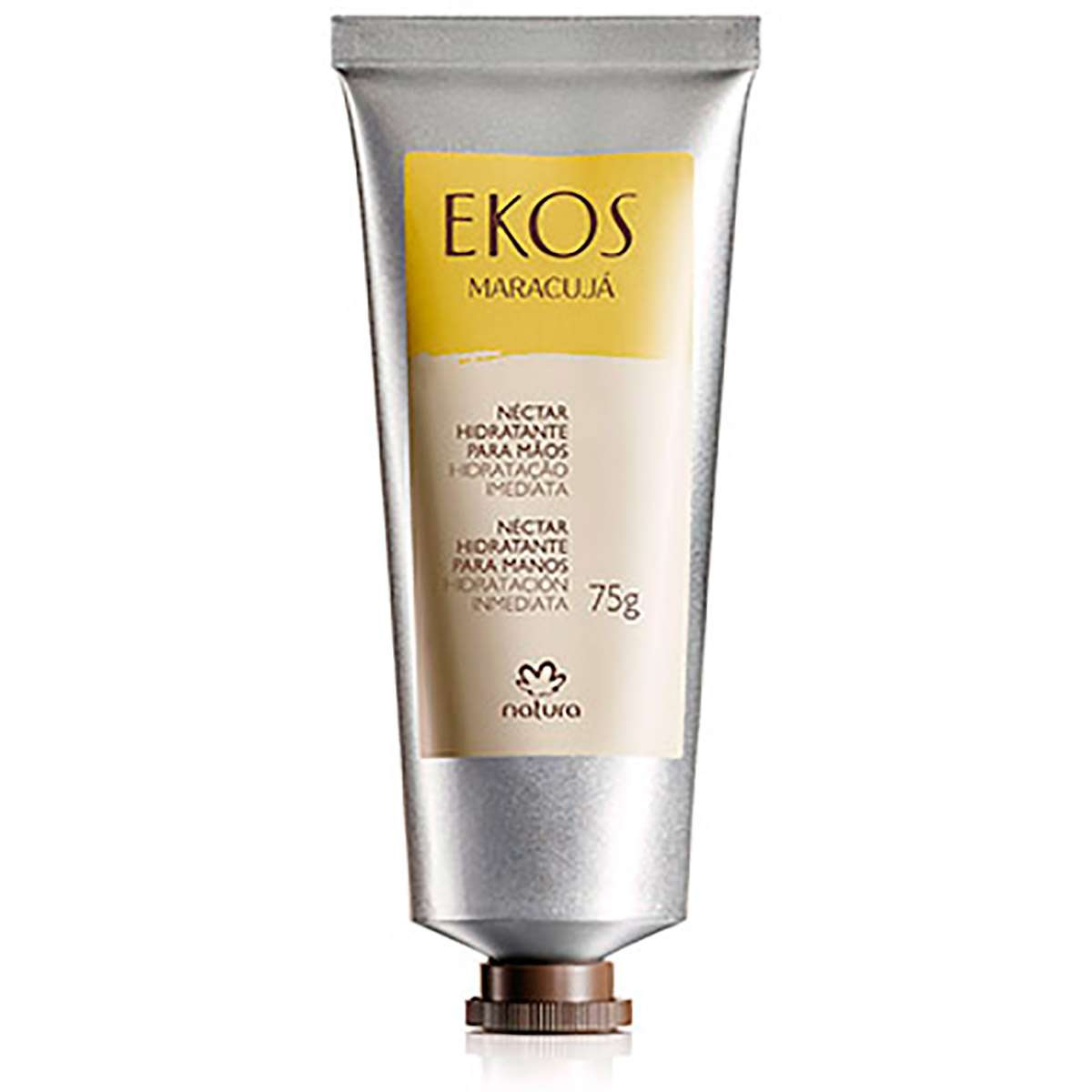 Néctar Hidratante para as Mãos Maracujá | Ekos - 40 g  - Flor de Alecrim - Cosméticos