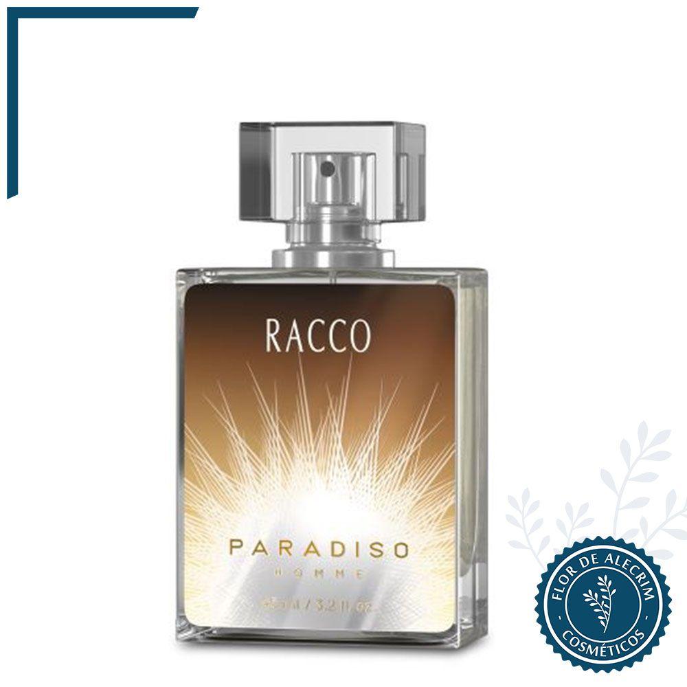 Paradiso Homme - 95 ml | Racco  - Flor de Alecrim - Cosméticos