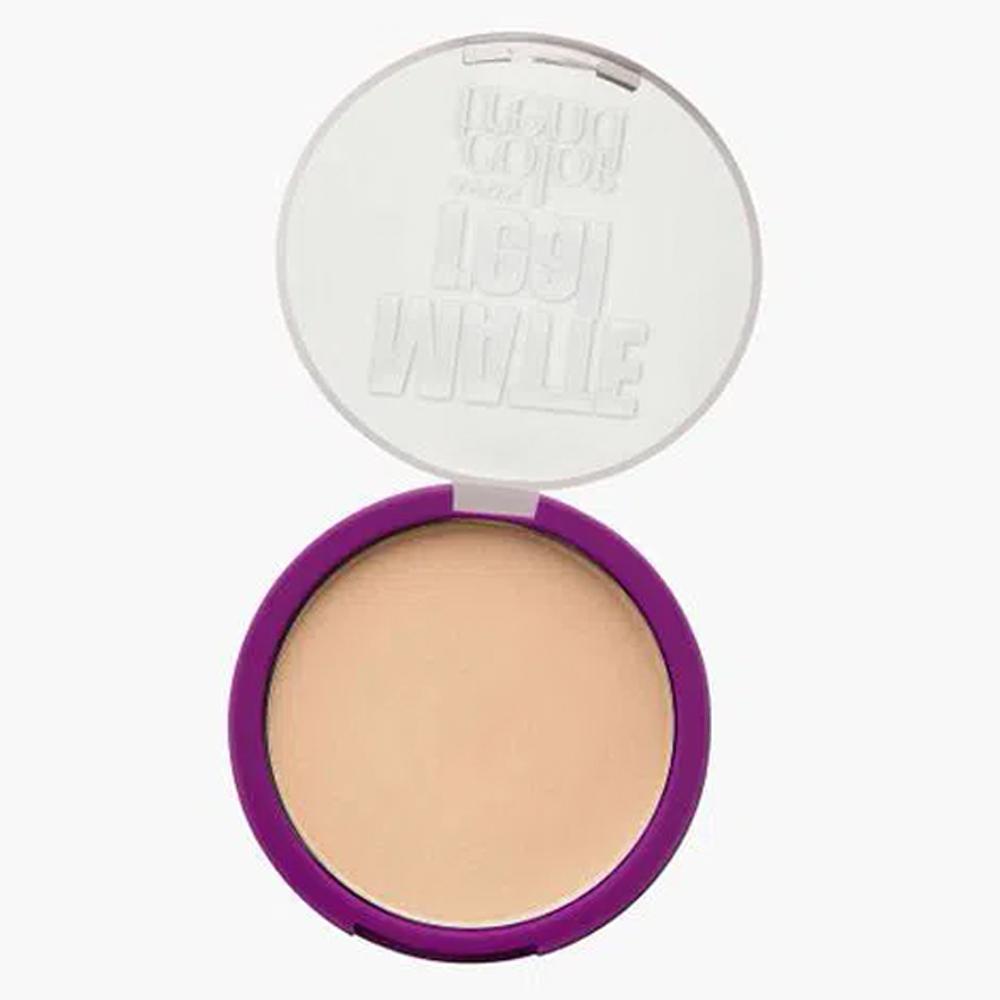 Pó Compacto Facial Matte Real Color Trend 112 F 1,5g  - Flor de Alecrim - Cosméticos