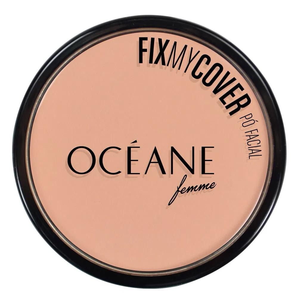 Pó Facial Fix My Cover 2 9,6 g  - Flor de Alecrim - Cosméticos