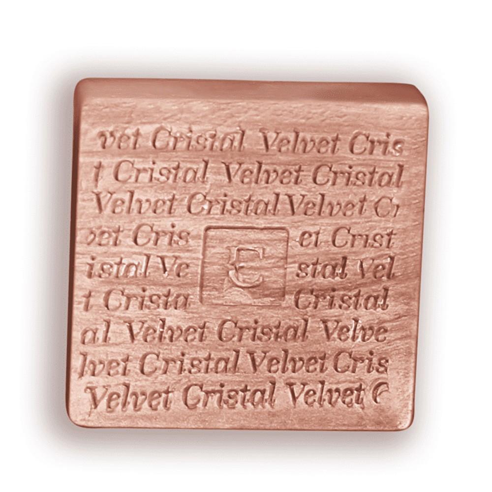 Sabonete em Barra Velvet Cristal 1 Unidade 90 g  - Flor de Alecrim - Cosméticos