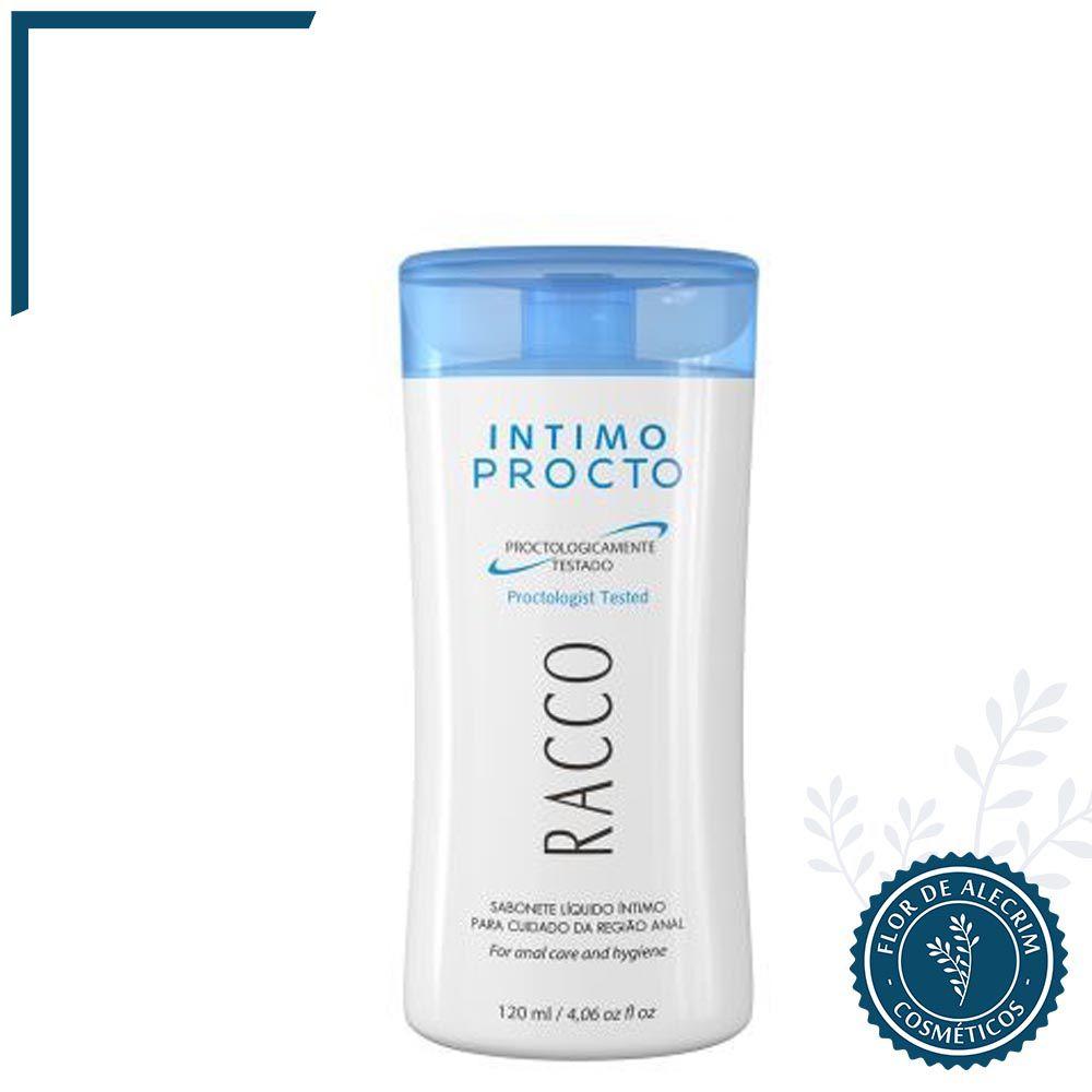 Sabonete Líquido Intimo Feminino Tradicional - 210 ml | Racco  - Flor de Alecrim - Cosméticos