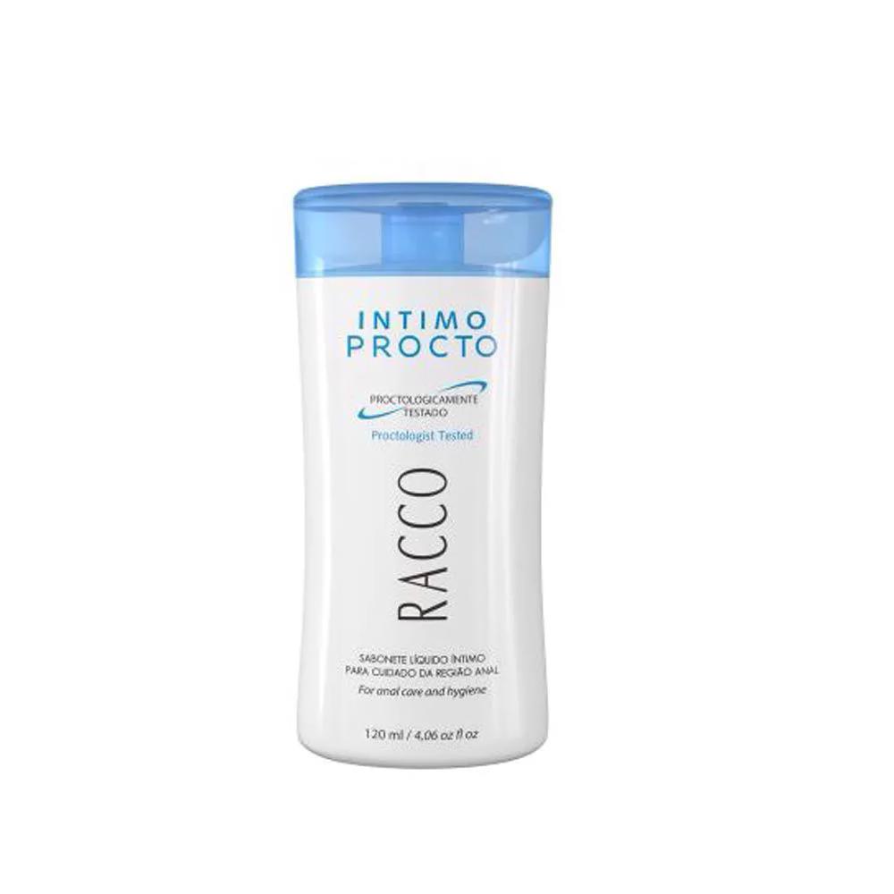 Sabonete Líquido Intimo Procto 120 Ml Racco  - Flor de Alecrim - Cosméticos