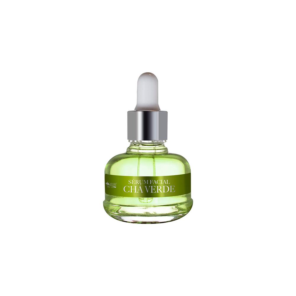 Sérum Facial Caviar Chá Verde Max Love 30 Ml  - Flor de Alecrim - Cosméticos