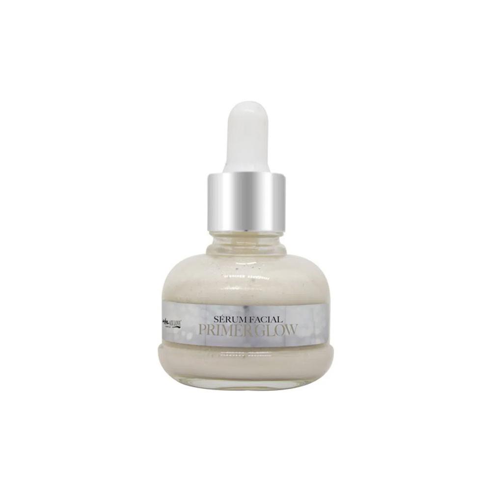 Sérum Facial Primer Glow Max Love 30 Ml  - Flor de Alecrim - Cosméticos